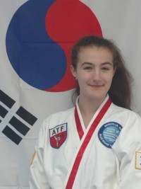 Ms Johnson Younger, Blue Ridge TaeKwonDo