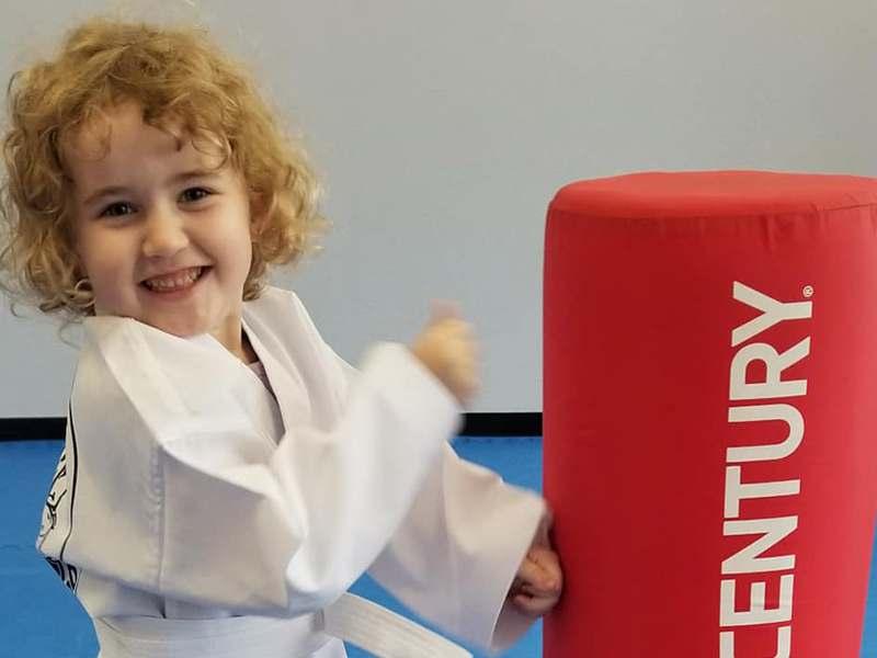 preschool martial arts in Asheville & Black Mountain