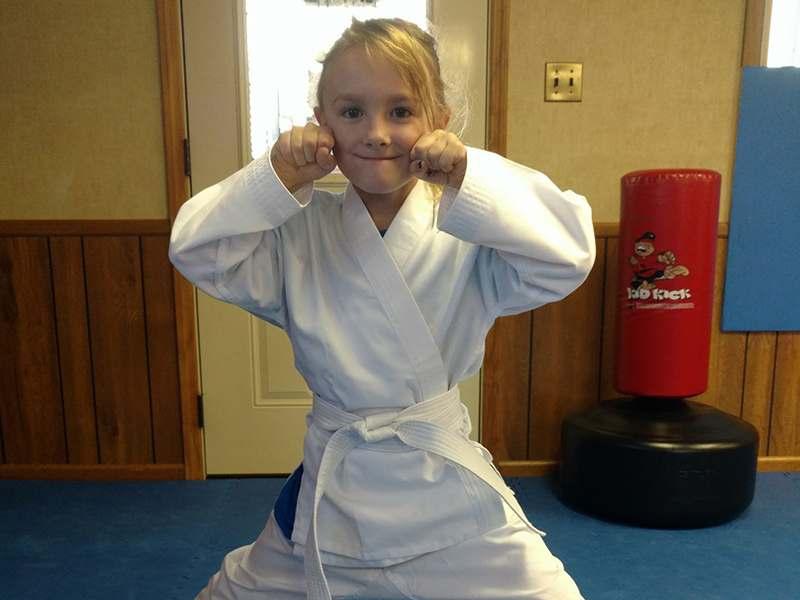 kids martial arts in Asheville & Black Mountain