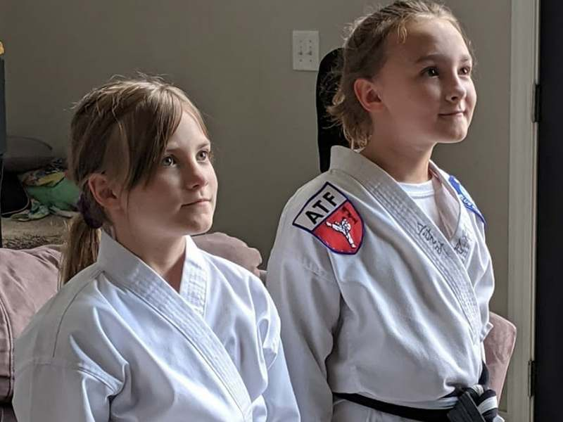 kids martial arts in Asheville & Black Mountain