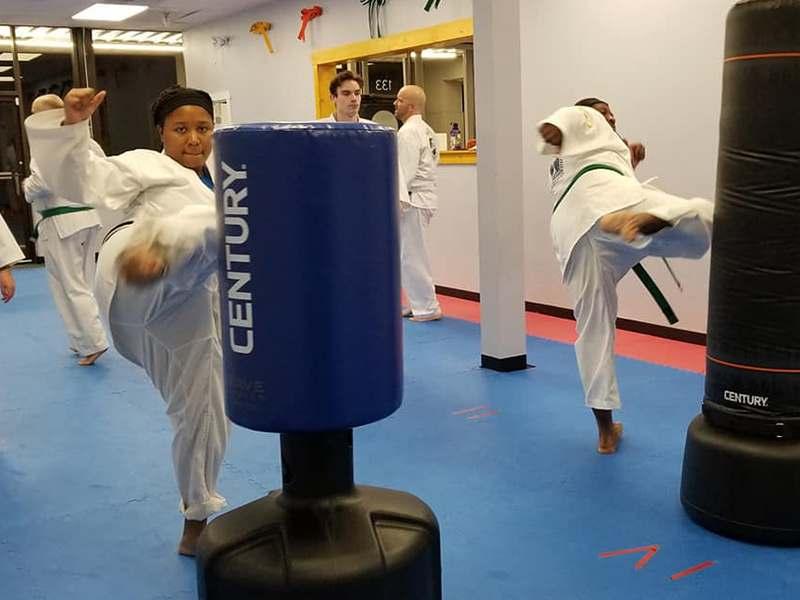 taekwondo martial arts in Asheville & Black Mountain