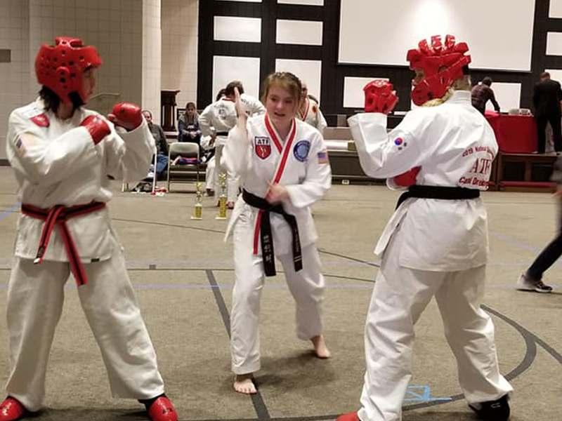 kickboxing in Asheville & Black Mountain